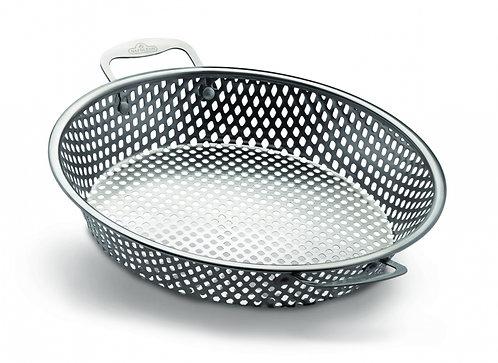 Grilovací nerez mísa wok
