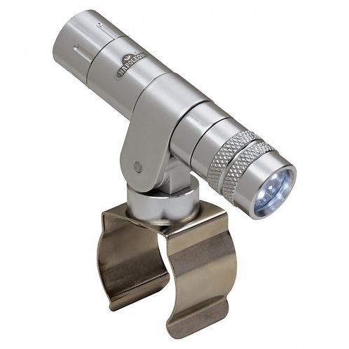 Lampička bateriová LED s magnetem a klipsnou