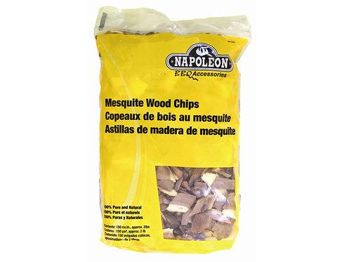 Dřevěné lupínky - Mesquite
