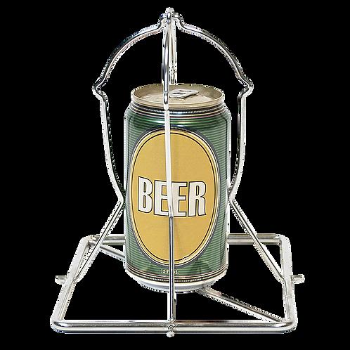 Stojan na kuře na plechovce piva
