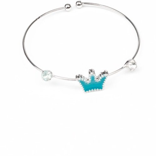 Starlet Shimmer You Should See Me In A Crown Bracelet - Teal