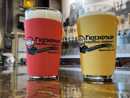 Friendship Brewzies are back in stock.