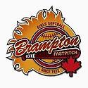 Brampton fastpitch girls softball