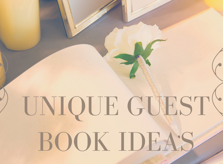 Lets Talk Guest Book Options..