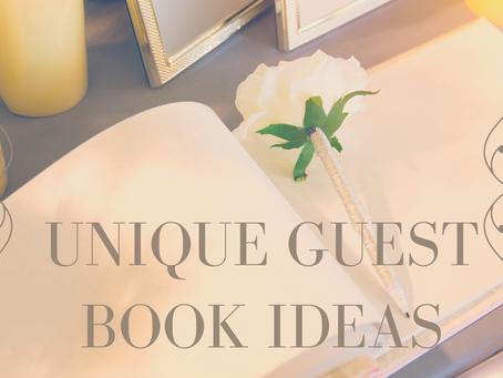 Lets Talk Guest Book Options..