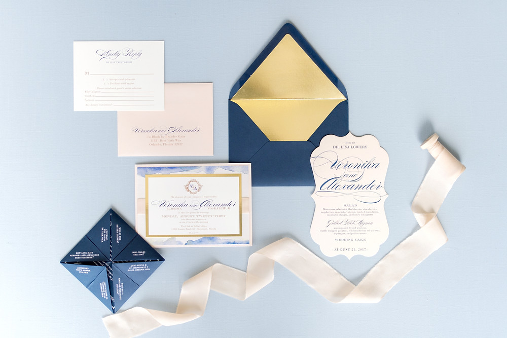 Invitations for wedding