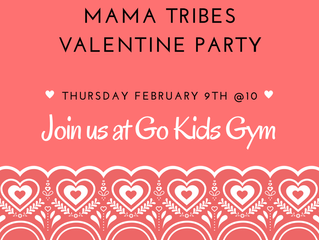 Join us for our Valentine's Party