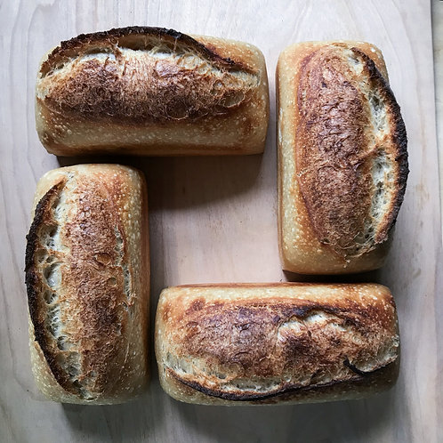 Weekly Subscription: Four Loaves of Choice