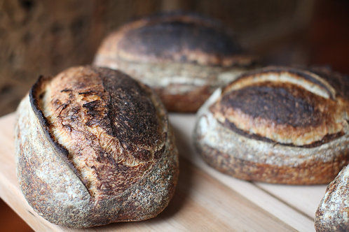 Weekly Subscription: Three Loaves of Choice