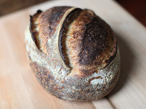Weekly Subscription: One Loaf of Choice