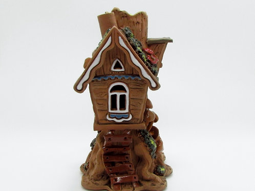Ceramic Candle House