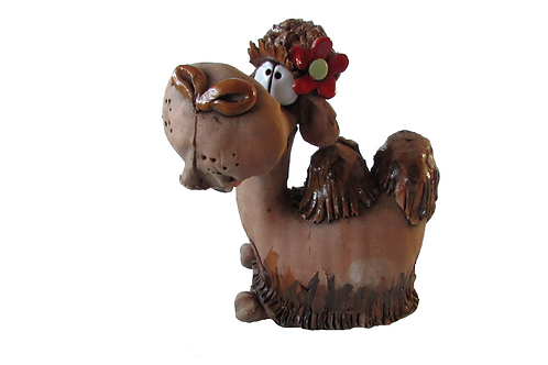 Ceramic Camel  Money Bank