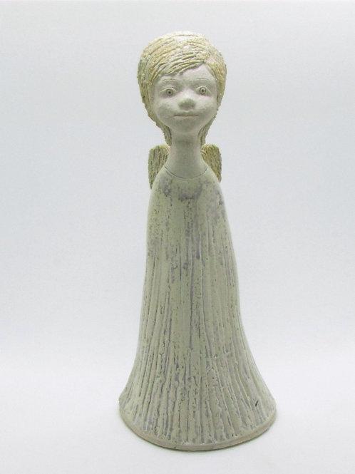 Ceramic Figurine Guardian Angel