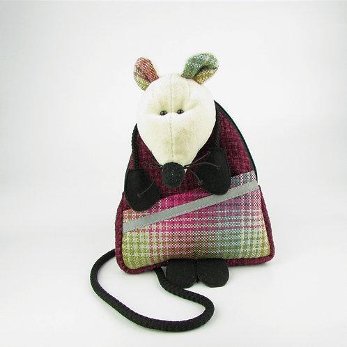 Mouse Textile Bag