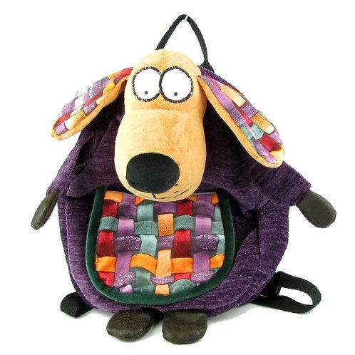Handcrafted Dog Backpack