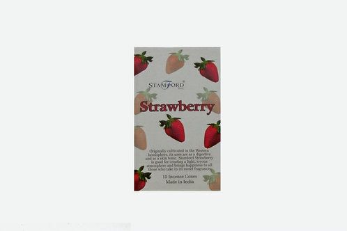 Strawberry Incense Cones