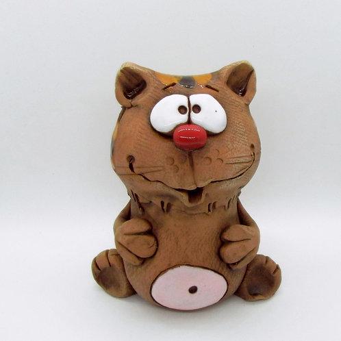 Ceramic Cute Cat Dog