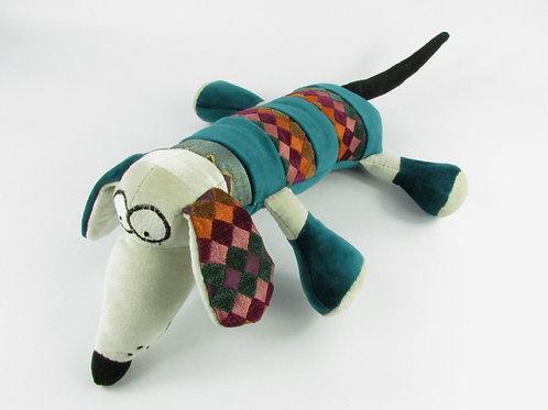 Little Patchwork Dog