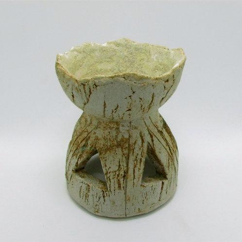 Ceramic Tea Light Holder & Oil Burner