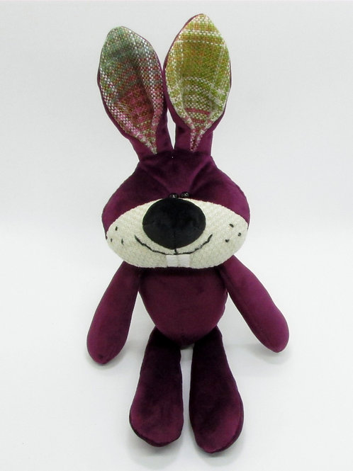 Handcrafted Rabbit patchwork