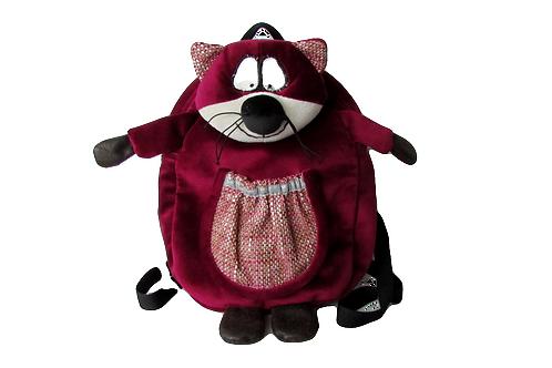 Handmade Rabbit Backpack