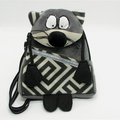 Kitty Textile Bag