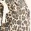 Thumbnail: Cheetah Drawstring Jogger Shorts
