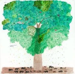 El Arbol de la Vida y la Abundancia (The Tree of Life and Abundance)