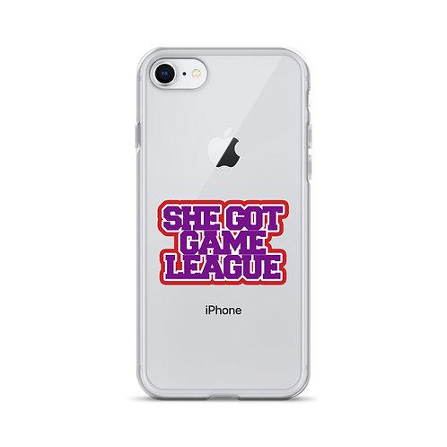 She Got Game League Phone Case