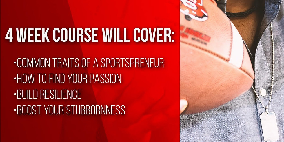 How to build your Sportspreneurship Empire?