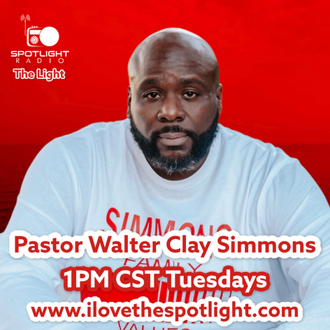 Pastor Walter Clay Simmons