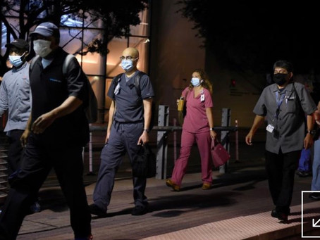 Texas becomes first U.S. state to exceed 1 million coronavirus cases