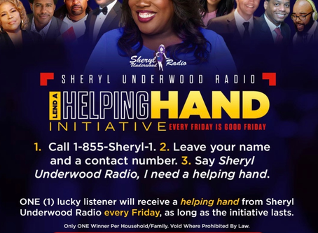 CBS Affiliate WCCO Spotlight:  Sheryl Underwood Radio Lends A Helping Hand to Youthlink Minneapolis