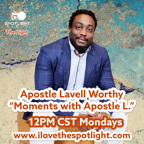 Apostle Lavell Worthy