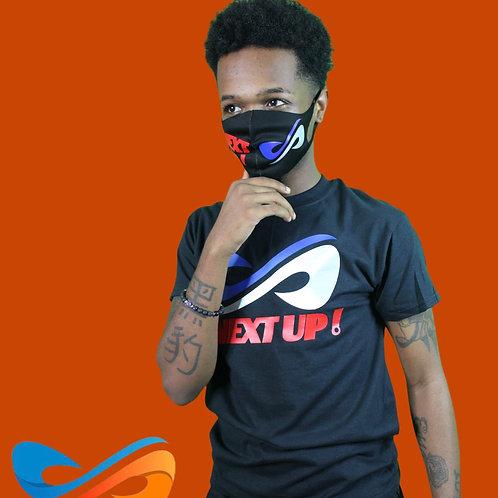 Next Up Combo Shirt/Mask
