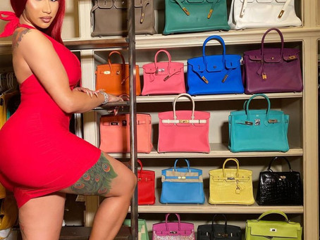 Cardi B Slams Racist Response to Her Birkin Collection: 'Ya'll Don't Do This to White Celebrities'