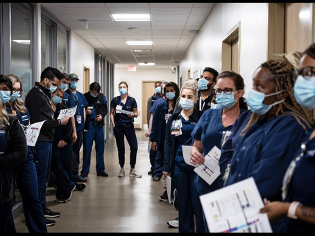Dallas' COVID Hospitalizations Nearing the Trigger for a Rollback