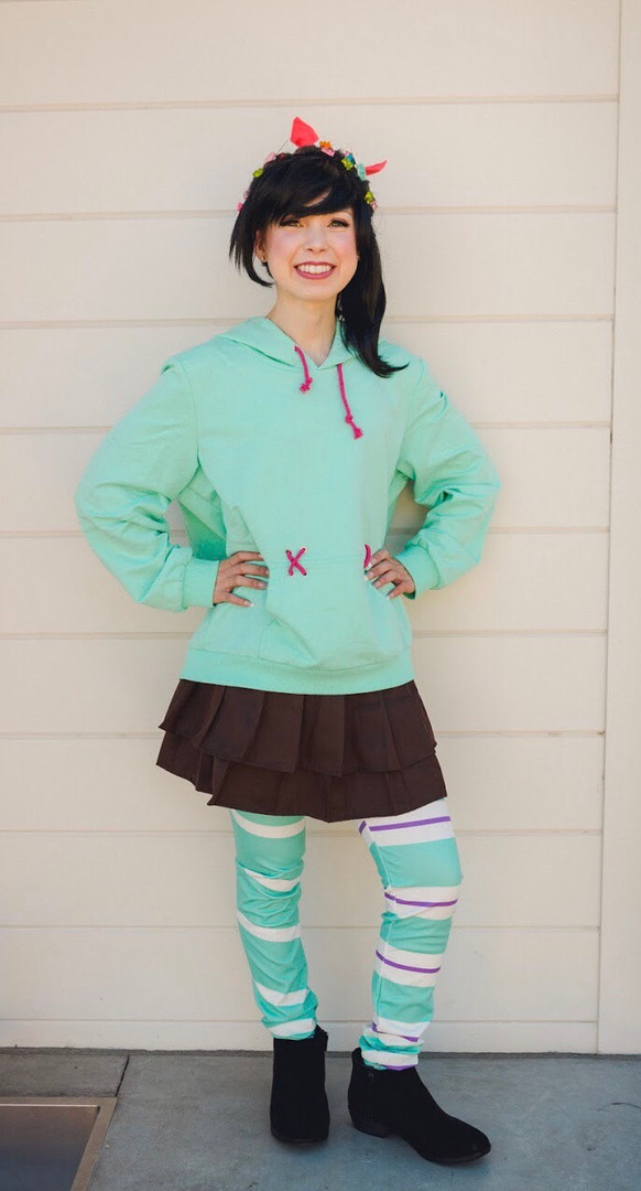 Vanellope Character for Parties in LA