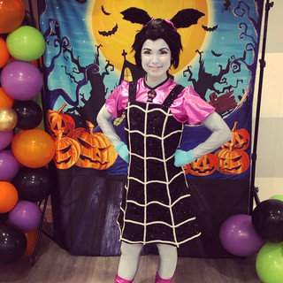 Vampirina Character for Birthday Parties in Los Angeles