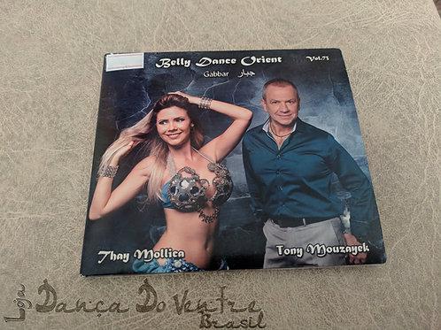 CD Tony Mouzayek Vol. 73