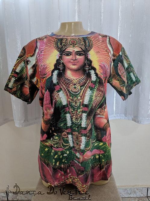 camiseta Indiana Importada - Lakshmi - Unissex