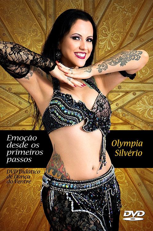 DVD Olympia Silvério  Emoção desde os primeiros passos