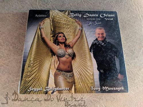 CD Tony Mouzayek Vol. 68