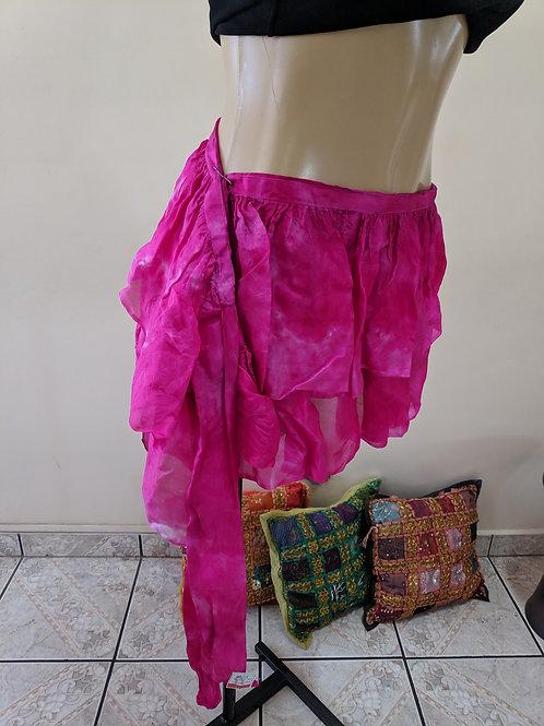 Sainha de Seda - Pink