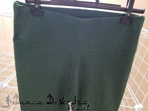 Calça Fitnes Algodão - Verde