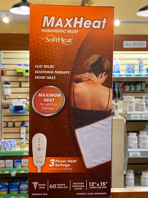 MaxHeat Electric Heating Pad