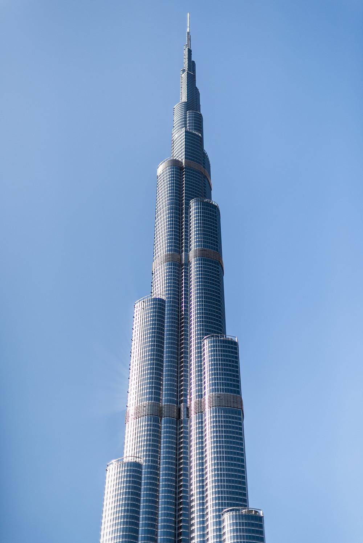 Burj al-Khalifa, the tallest building in the word