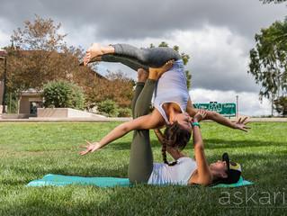 Acro Yoga for Everyone