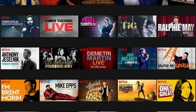 Stand-up comedy: Kavin Jay și Harith Iskander (Netflix)