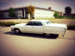 Berlin Stadtrundfahrt im Cadillac